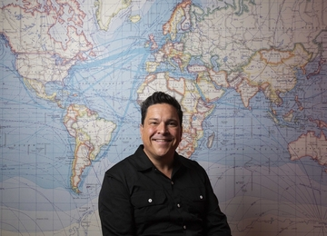 29/2/20 – Dom Joly's Holiday Snaps - Travel and Comedy in the Danger Zone