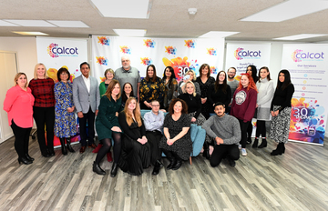 Calcot Services for Children's recent 30th anniversary celebration