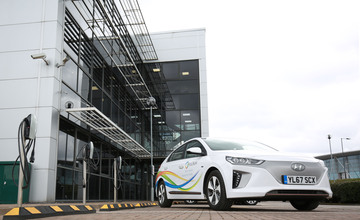 Fulcrum delivers essential electrical infrastructure to support the roll out of the UK's EV charging network
