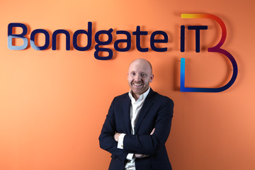 Garry Brown, managing director of Bondgate IT