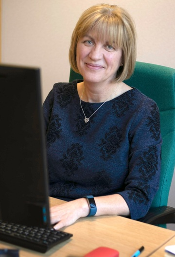 Rosemary Du Rose, Chief Executive of Beyond Housing
