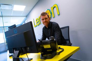Martin Anderson, managing director of Lemon Business Solutions